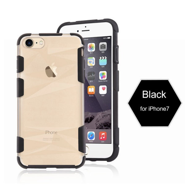 Fashion cover for iPhone 7/8 SHOCKPROOF Case - ELARIC Collection