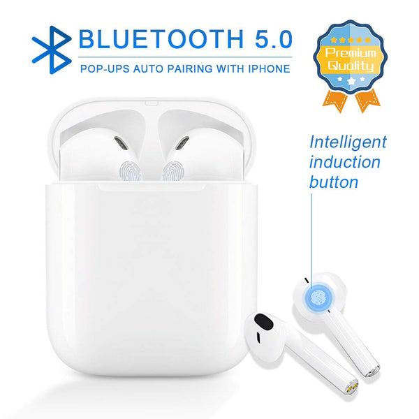 i11 TWS Bluetooth in ear Earbuds BT v5.0 - ELARIC Collection