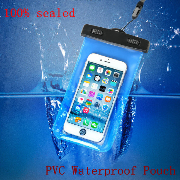 Universal Waterproof Bag Case Pouch for iPhone 7/8 & 7/8 Plus, Smartphones - ELARIC Collection