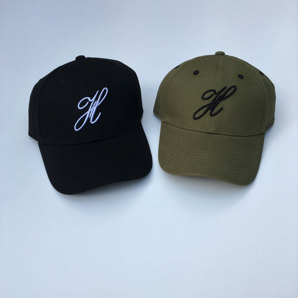 Hulst Black/Army Baseball Cap Pack (SAVE $10 AUD)