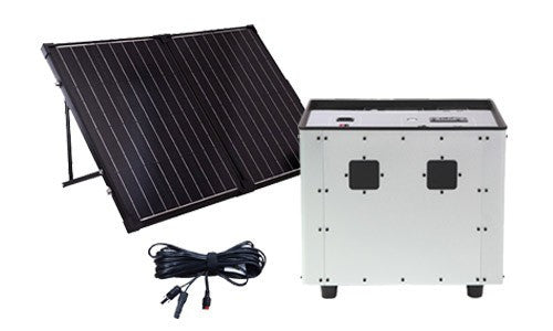 2-Panel Bundle 1500 Series 0.64kWh