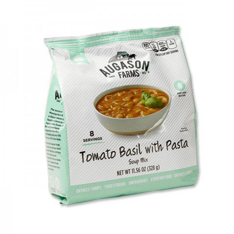 Tomato Basil with Pasta Soup Mix