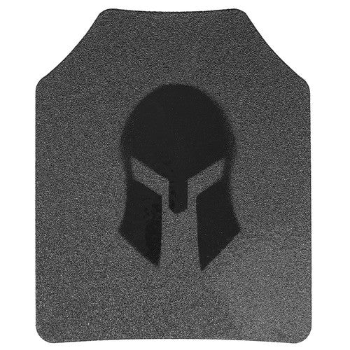 AR500 LEVEL III OMEGA BODY ARMOR 10X12 SHOOTERS CUT SET OF TWO