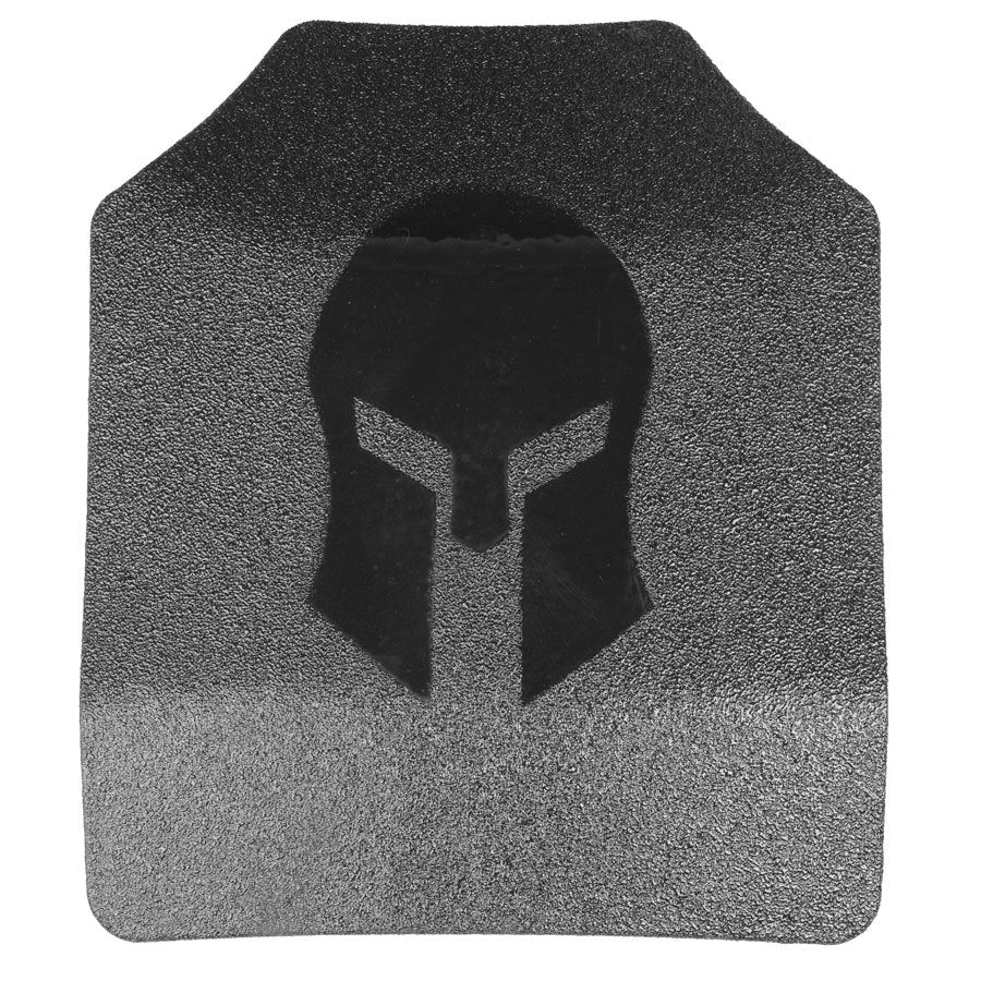 AR550 LEVEL III+ BODY ARMOR 10X12 SHOOTERS CUT SET OF TWO