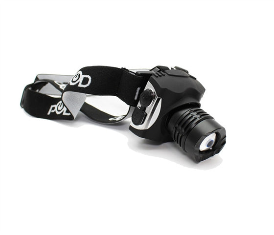 BAT BEAM: RECHARGEABLE LED HEADLAMP