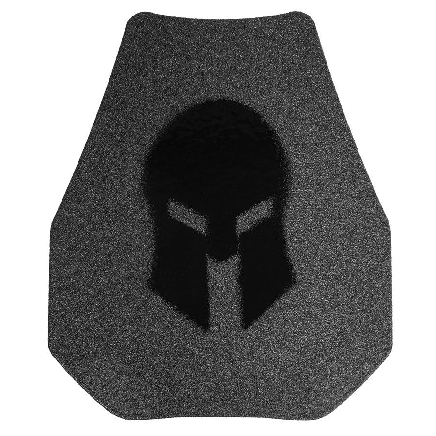 AR500 OMEGA BODY ARMOR 10X12 SWIMMERS CUT SET OF TWO
