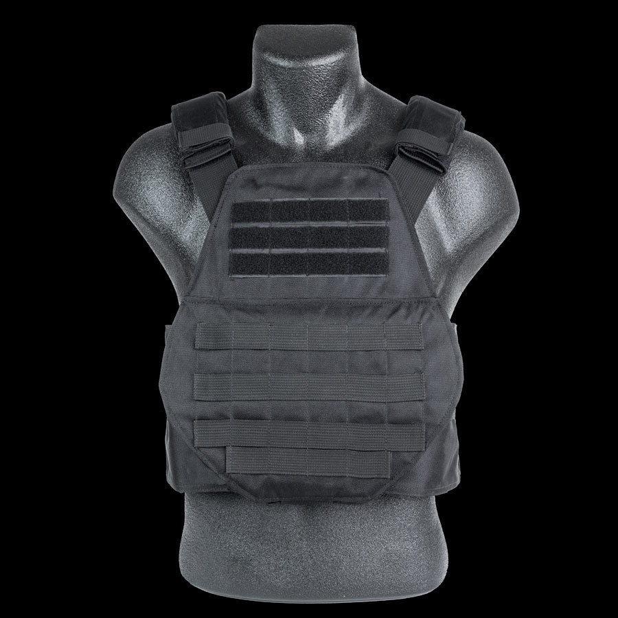 AR550 BODY ARMOR SWIMMERS CUT AND SPARTAN PLATE CARRIER PACKAGE