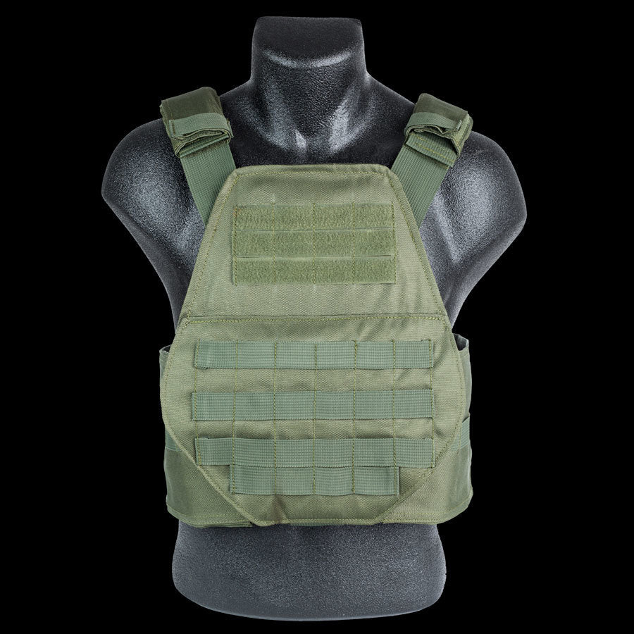 AR500 BODY ARMOR AND SPARTAN SWIMMERS CUT PLATE CARRIER PACKAGE