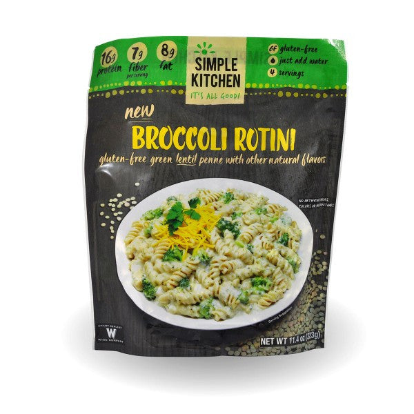 Broccoli Rotini & Cheese by Simple Kitchen