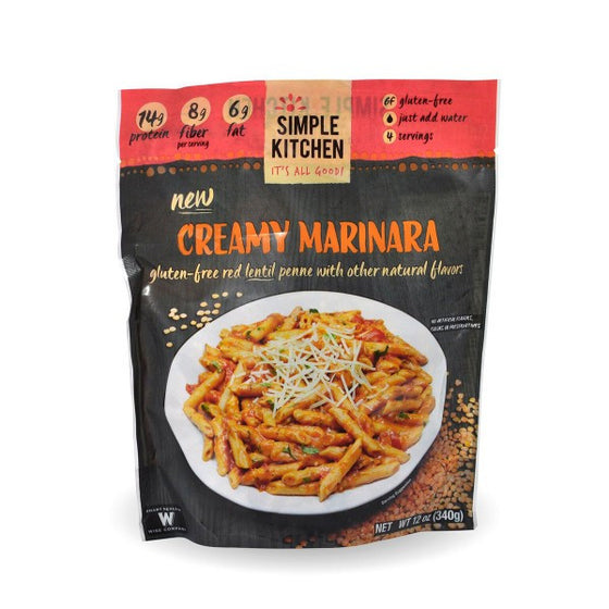 Creamy Marinara by Simple Kitchen
