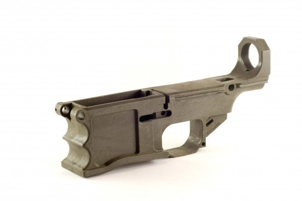 Polymer80, 308 80% Lower Receiver and Jig System - Black