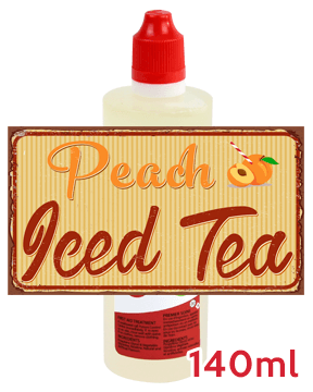 Cheap Canada Eliquid Peach Iced Tea Eliquid Splash