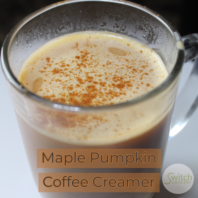 Maple Pumpkin Coffee Creamer