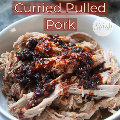 Curried Pulled Pork