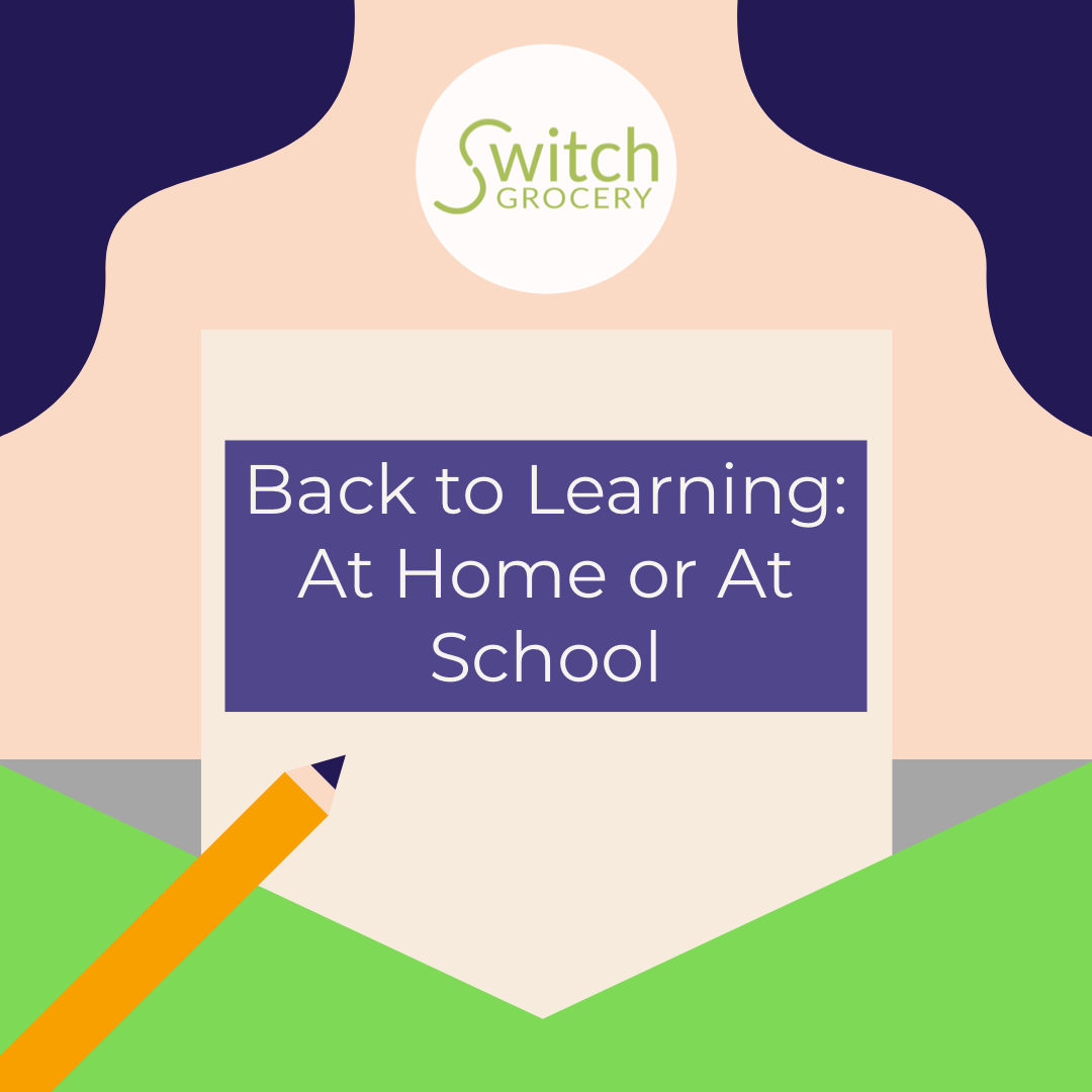 Back to Learning: At Home or at School