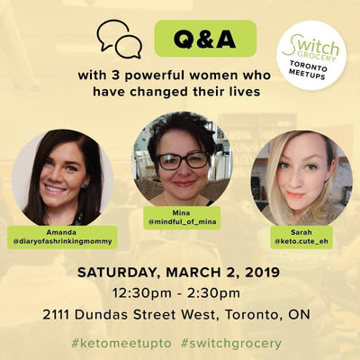 Meetup: Q&A with 3 powerful women who changed their lives
