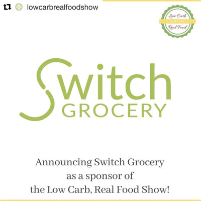 Meetup: Low Carb REAL FOOD Show on November 3, 2019