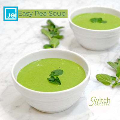 JOI Easy Pea Soup