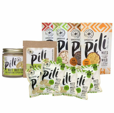 What is a pili nut? Where do pili nuts come from? Launching Eat Pili Nuts on  SwitchGrocery Canada!