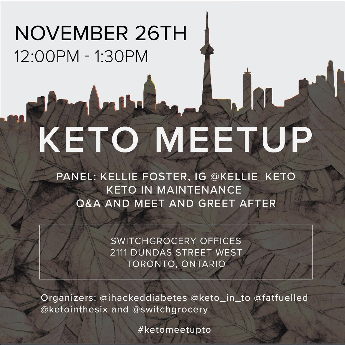 Meetup: Keto in Maintenance by Kellie Keto - losing 100lbs and keeping it off