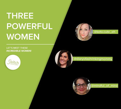 Q&A with 3 powerful women about their mental fitness and 150lb weight loss