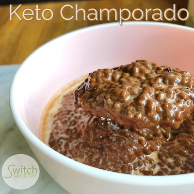 Low Carb Grain Free  Champorado