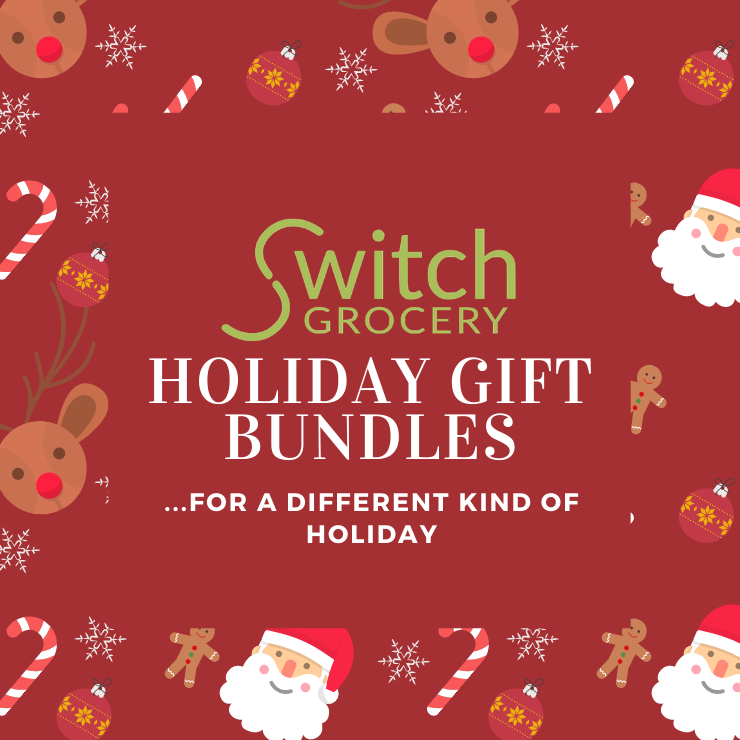 SwitchGrocery Holiday Gift Bundles 2020