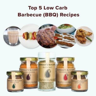 Top 5 Low Carb Barbecue (BBQ) Recipes