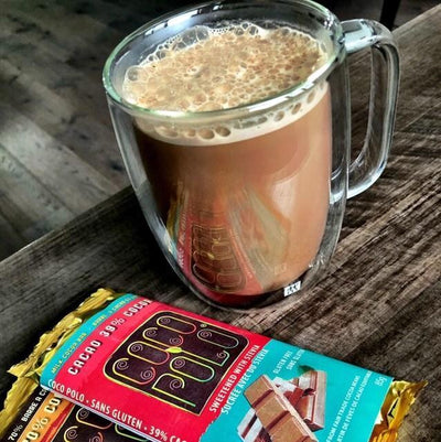 Sugar Free Keto Spicy Hot Chocolate