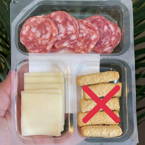 low carb Keto Starbucks canada food snack options