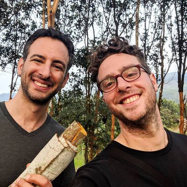 Burlap & Barrel single-origin spices founders Ethan Frisch and Ori Zohar on SwitchGrocery Canada