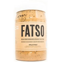 Fatso_Hybrid__HighPerformance_Peanut_Butter_Keto Friendly and Vegan on SwitchGrocery_Canada