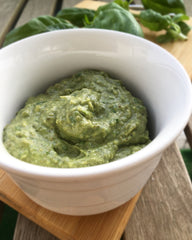 SwitchGrocery Philosophie Green Dream Pesto Recipe