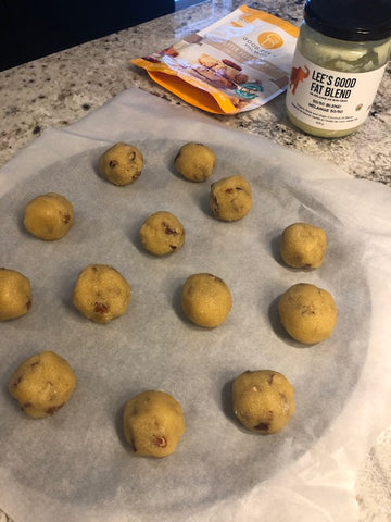 Good Dee's Butter Pecan Keto Christmas cookies on SwitchGrocery Canada