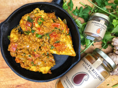 Jaswant's Kitchen Easy Low Carb Chicken Tikka Masala with Tadka Spice and Garam Masala on SwitchGrocery Canada2
