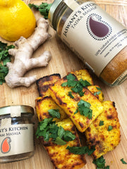 Jaswant's Kitchen Low Carb & keto Friendly Paneer Tikka recipe on SwitchGroocery Canada IMG_1849
