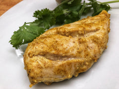 Jaswant's Kitchen low carb tandoori chicken recipe on SwitchGrocery Canada2