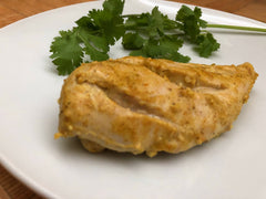 Jaswant's Kitchen paleo friendly low carb tandoori chicken recipe on SwitchGrocery Canada4