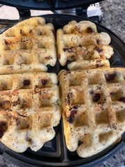 Keto Friendly Low carb and sugar free Waffles Chaffles on SwitchGrocery