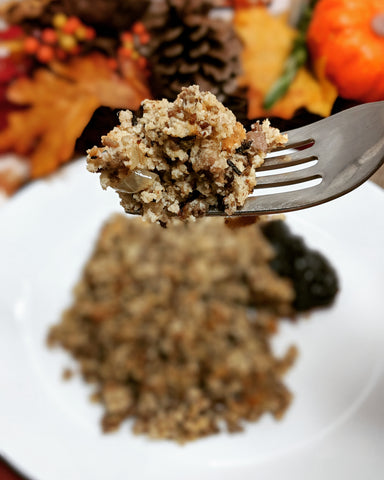 Low Carb Keto Friendly Stuffing for Thanksgiving and Christmas SwitchGrocery Canada