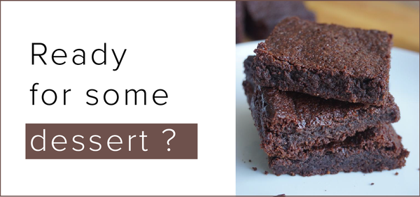 Ready for dessert? Make brownie, pancakes, blondies, chocolate cakes with Good Dee's low carb baking mixe