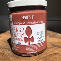 Spresh_Raspberry_Fruit_Spread_Jam_-_Low Carb and Keto Friendly Spread on SwitchGrocery Canada