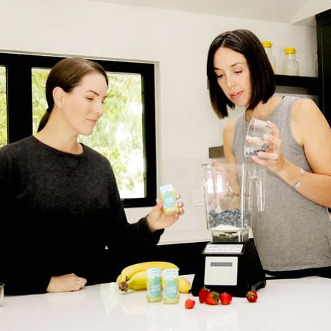 SweetMonk founders Nicole Benes and Kelsey Gemmill on SwitchGrocery Canada