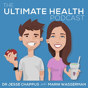 Ultimate Health Podcast by Dr Jessee Chappus and Marni Wasserman