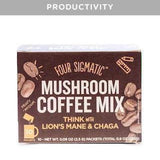 Shop Four Sigmatic Mushroom Coffee with Lion's Mane & Chaga on SwitchGrocery Canada