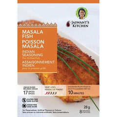 Shop Jaswant's Kitchen Masala Fish Seasoning on SwitchGrocery Canada