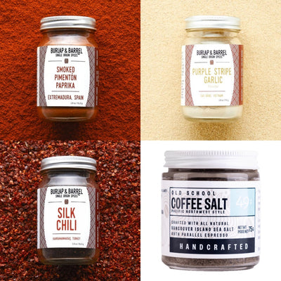 BBQ Spice Rub Collection