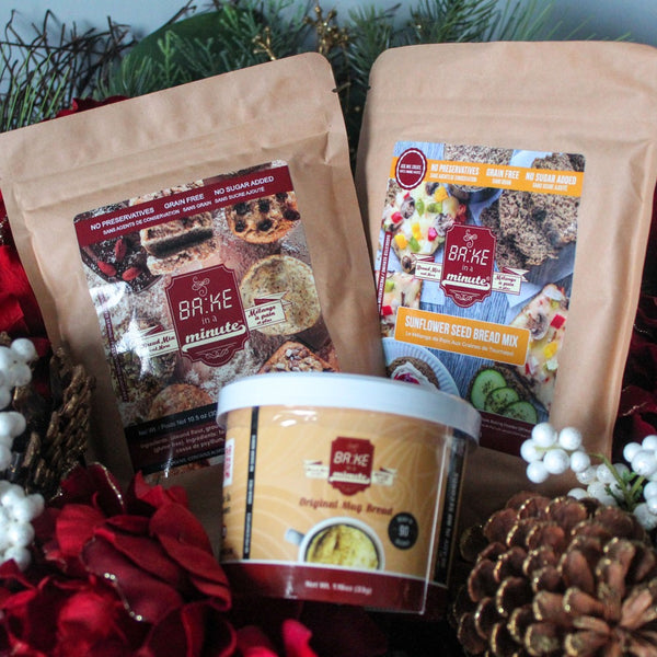 Bake In a Minute Bread & More Bundle