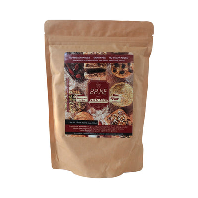 Bake In a Minute Bread Mix - 300g
