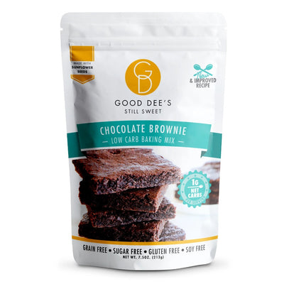Good Dee's Chocolate Brownie Mix